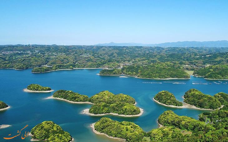 جزیره های ژاپن