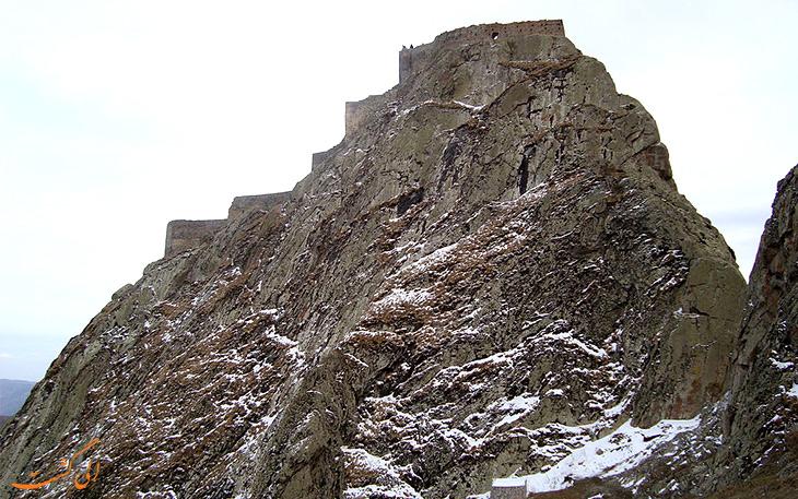 قلعه پشتاب در اهر