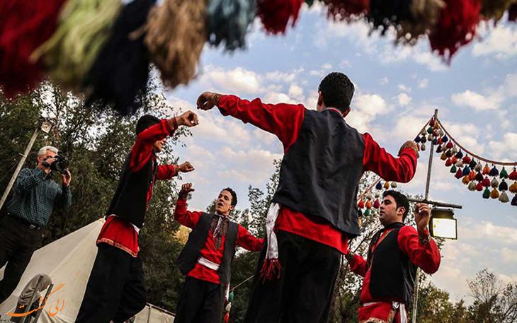 دوازدهمین دوره جشنواره اقوام ایران زمین