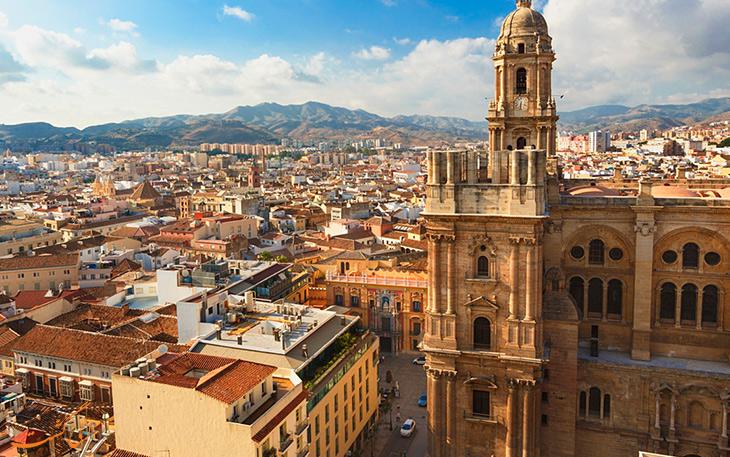 راهنمای سفر به مالاگا در اسپانیا