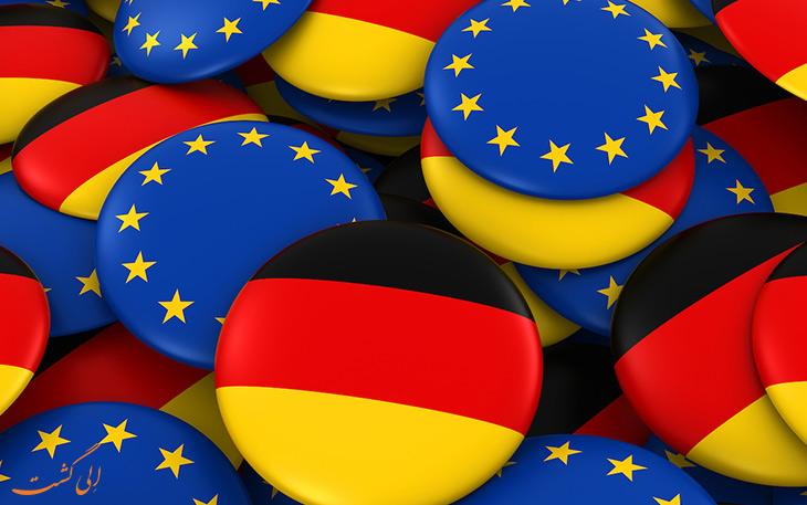 دریافت ویزای آلمان