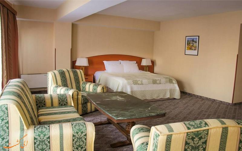 هتل 4 ستاره پرایماورا تفلیس
