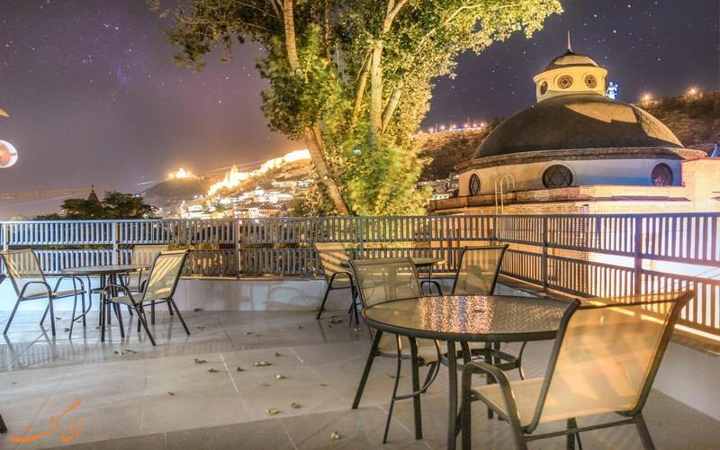 هتل 4 ستاره نیو پالاس شاردنی در تفلیس
