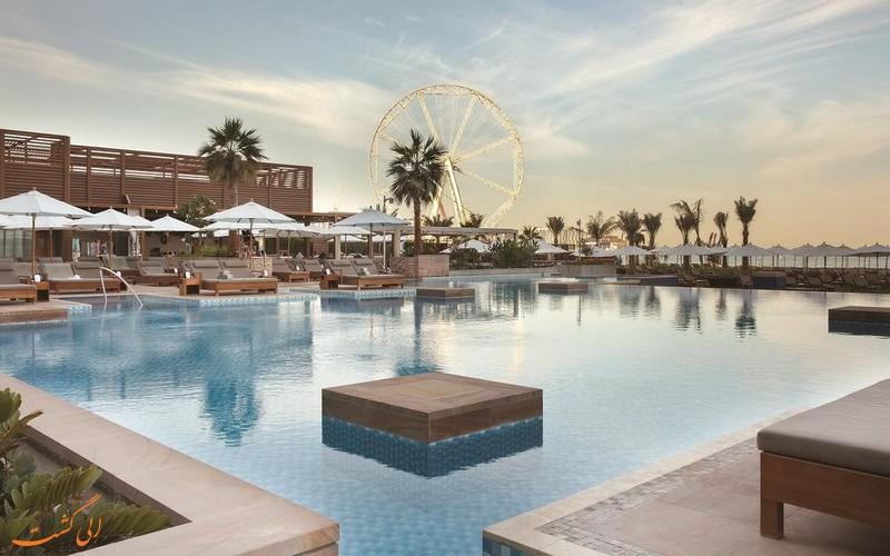 هتل 5 ستاره جمیرا رکسوز پریمیوم در دبی