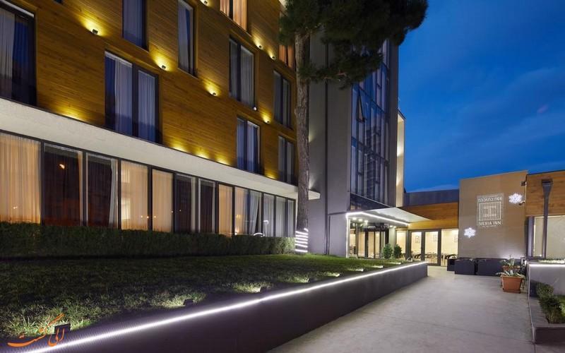 هتل 4 ستاره اوریا این تفلیس