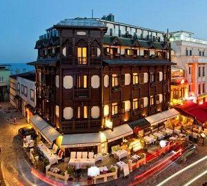 هتل جی ال کی پریمایر آکروپل استانبول