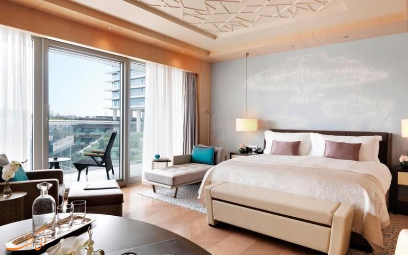 هتل 5 ستاره رافلس