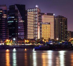 هتل البندر روتانا دبی