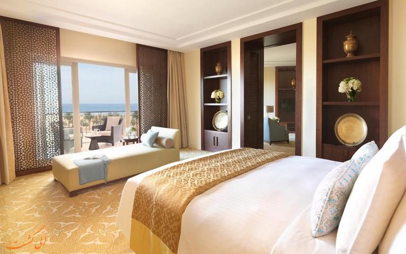 هتل 5 ستاره ریتز کالتون دبی