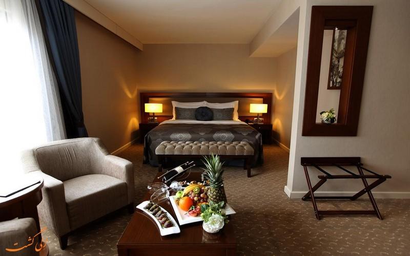 هتل میراکل آسیا در استانبول