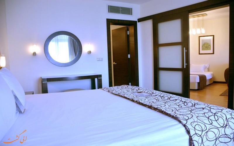 هتل 5 ستاره سورملی در استانبول