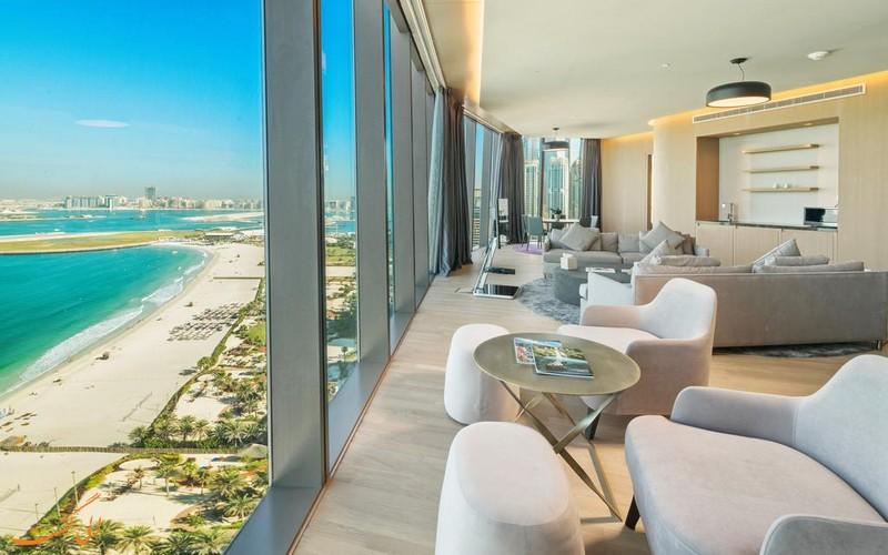 هتل 5 ستاره جمیرا رکسوز پریمیوم دبی