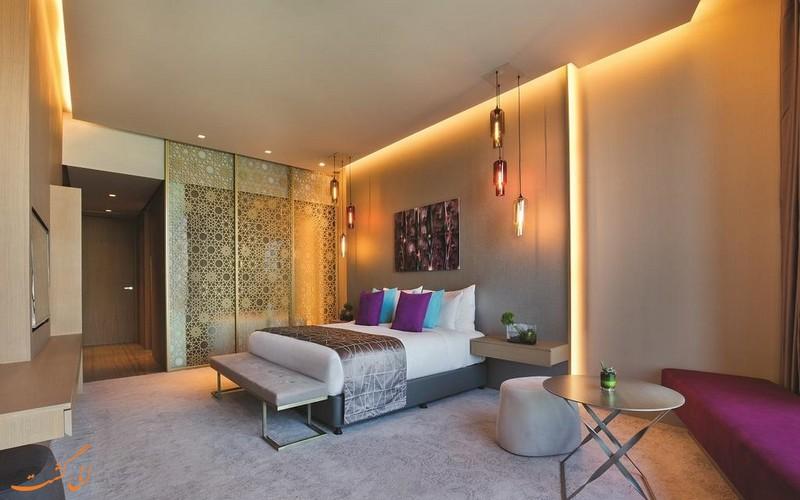 هتل 5 ستاره جمیرا رکسوز پریمیوم
