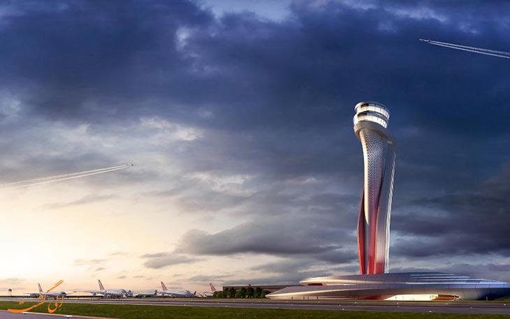 بزرگ ترین فرودگاه جهان