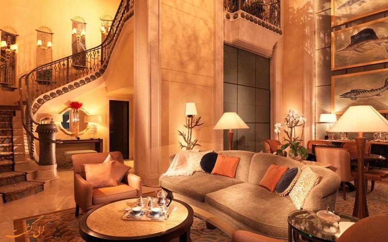 هتل آتلانتیس پالم در دبی