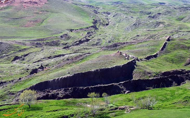 کشف کشتی نوح در ایران