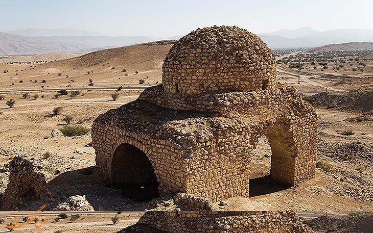 چهارطاقی های ایران