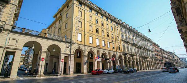 هتل دیپلماتیک تورین