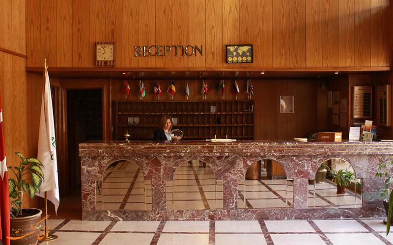 خدمات رفاهی سگمن هتل آنکارا