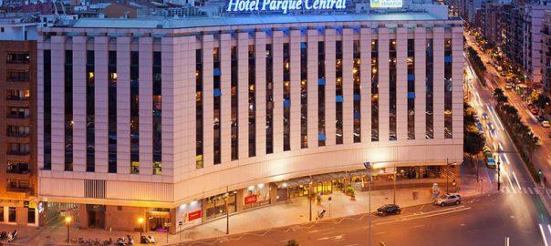 هتل سناتور پارک سنترال والنسیا