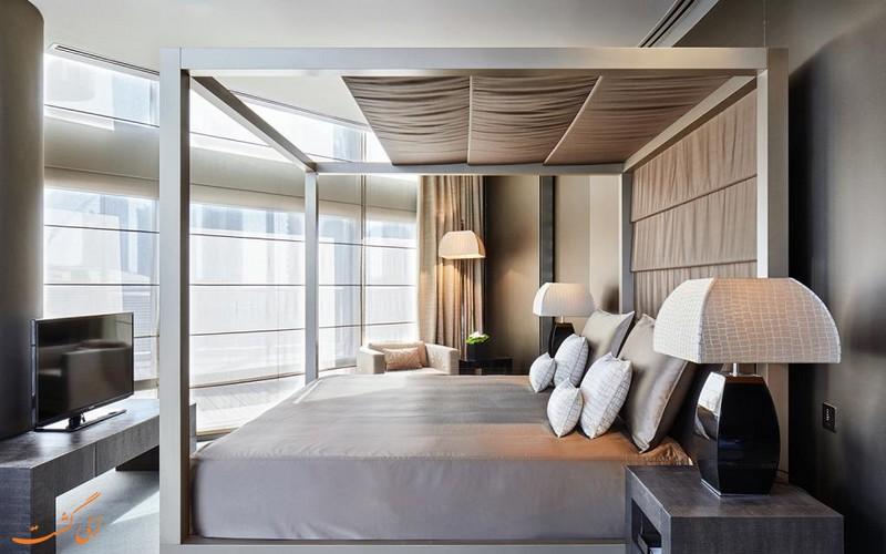 هتل 5 ستاره آرمانی دبی
