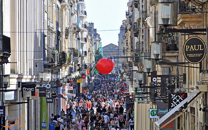 خیابان سنت کاترین