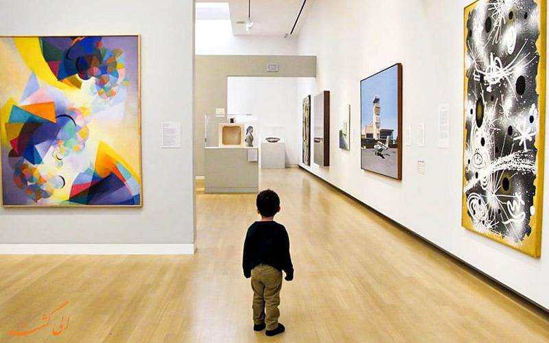 شاهکارهای موزه را از دست ندهید