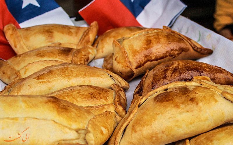غذای شیلی