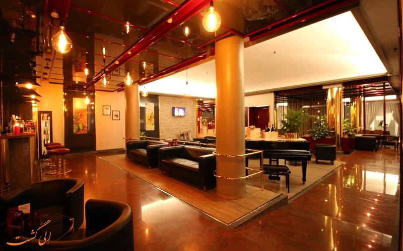 هتل دیپلماتیک تورین | Hotel Diplomatic