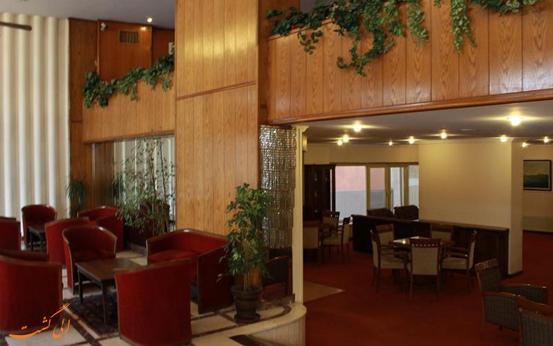 امکانات تفریحی سگمن هتل آنکارا