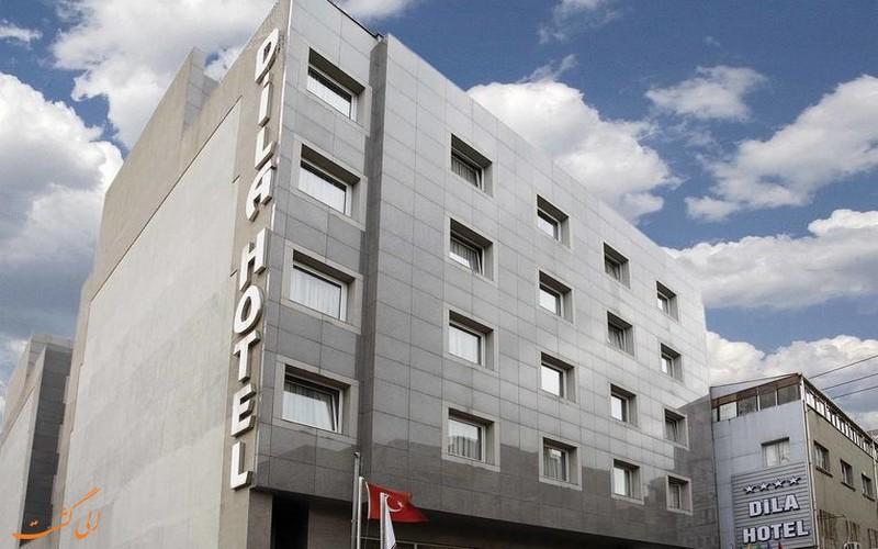 هتل دیلا استانبول