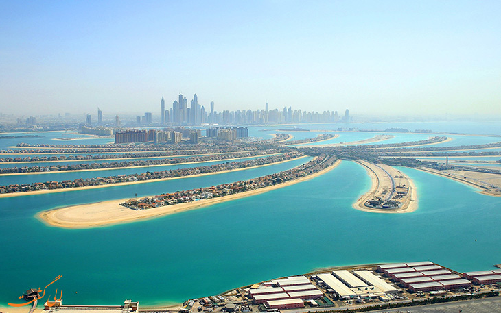 جزیره های دبی