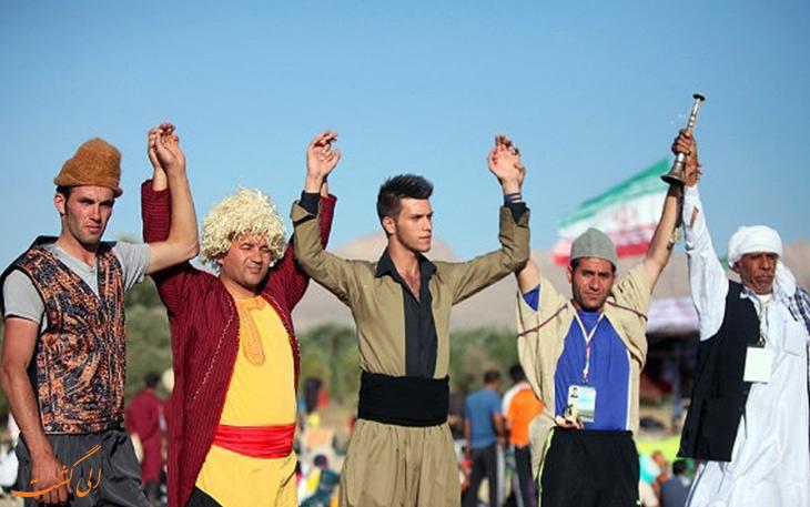 جشنواره اقوام ایرانی