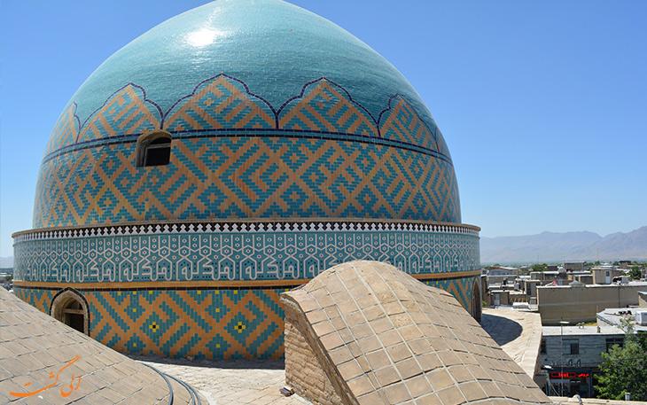 گنبد مسجد جامع بروجرد
