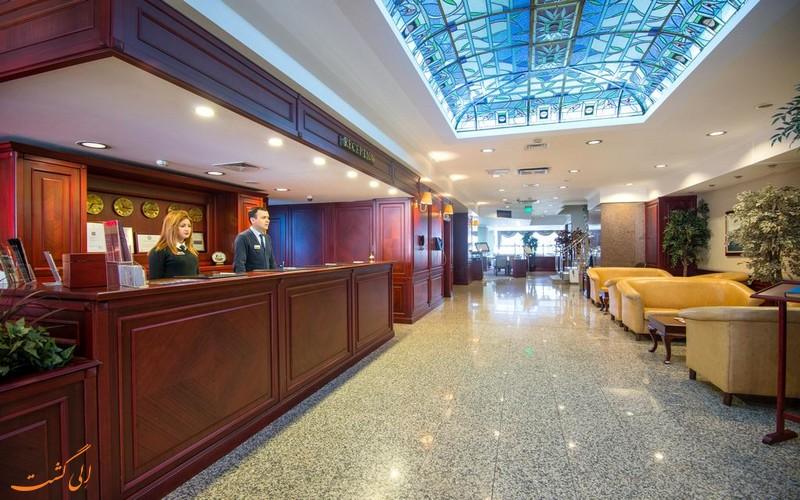 هتل 5 ستاره دیلا در استانبول