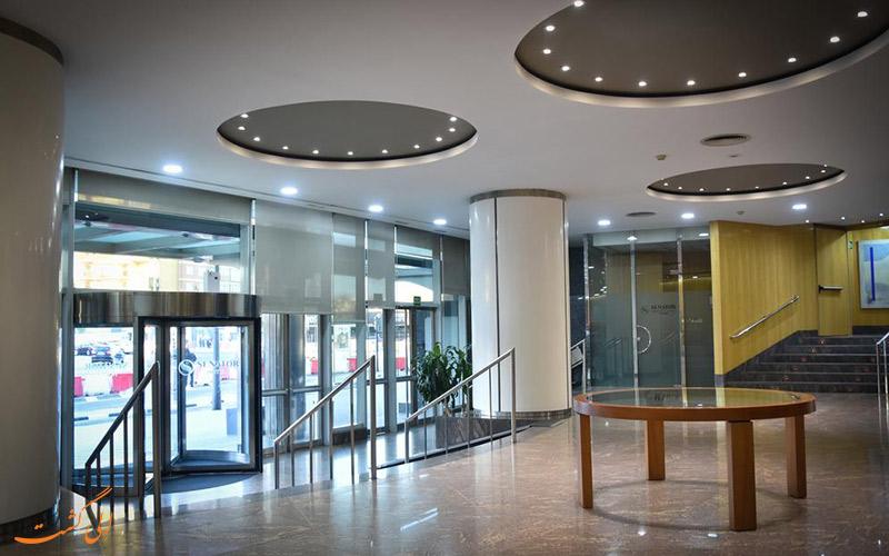 امکانات تفریحی هتل سناتور پارک سنترال والنسیا