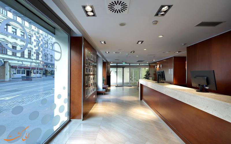معرفی هتل اِکز وین   4 ستاره