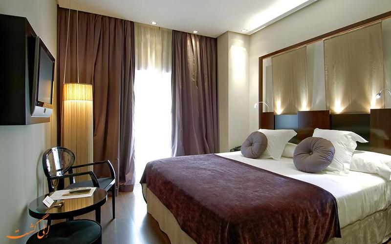امکانات تفریحی هتل وینچی پالاس والنسیا