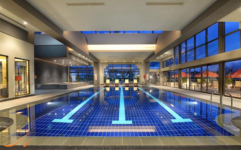 امکانات تفریحی هتل گرین پارک آنکارا