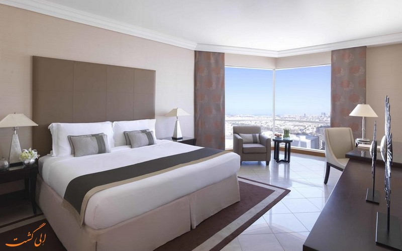 هتل 5 ستاره فیرمونت در دبی
