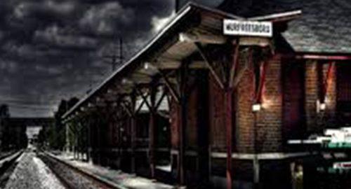 ترسناکترین ایستگاه های قطار