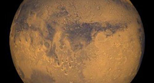 فرودها بر روی مریخ