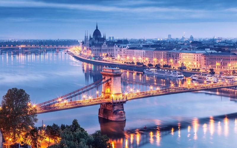 دیدنی های بوداپست