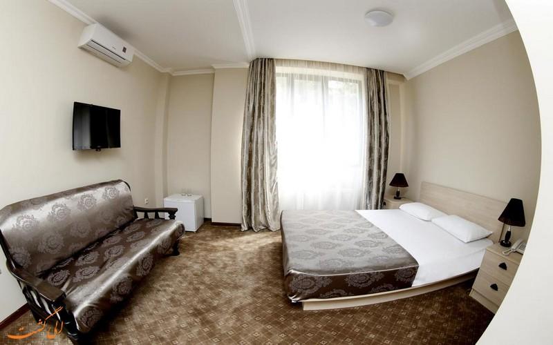 هتل 4 ستاره جی ان جی
