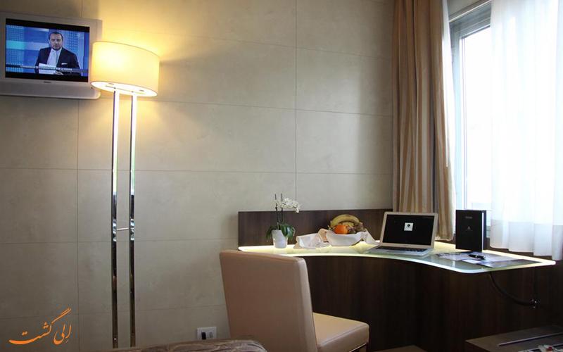 امکانات تفریحی هتل آپوجیا سیریو ونیز