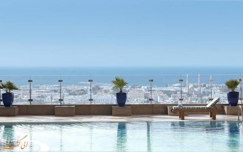 هتل 5 ستاره فیرمونت دبی