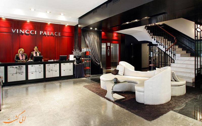 معرفی هتل وینچی پالاس والنسیا | 4 ستاره
