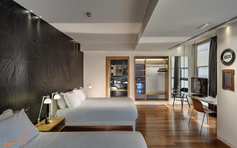 خدمات هتل پلازا ونیز