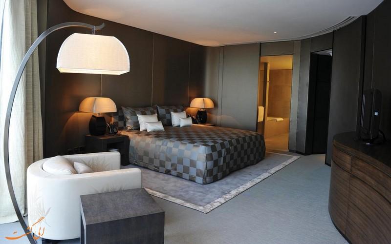 هتل آرمانی در دبی