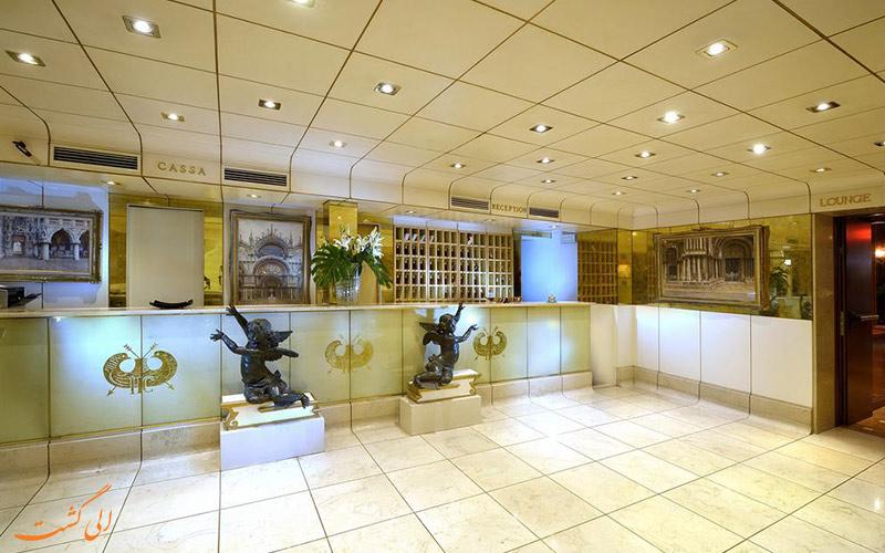 معرفی هتل کنکوردیا ونیز | 4 ستاره